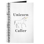 Unicorn Caller Journal
