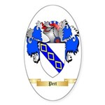 Pert Sticker (Oval 50 pk)