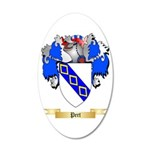 Pert 20x12 Oval Wall Decal