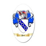 Pert 35x21 Oval Wall Decal