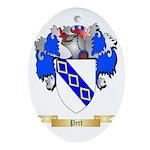 Pert Oval Ornament