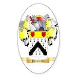 Perssiado Sticker (Oval 50 pk)