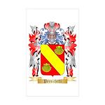 Persichetti Sticker (Rectangle 50 pk)