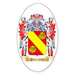 Persichetti Sticker (Oval 10 pk)