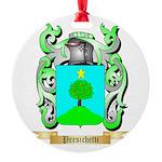 Persichetti 2 Round Ornament