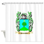Persichetti 2 Shower Curtain