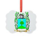 Persichetti 2 Picture Ornament