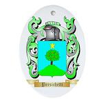 Persichetti 2 Oval Ornament