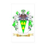 Perryman Sticker (Rectangle 50 pk)