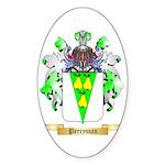 Perryman Sticker (Oval 50 pk)