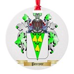 Perryer Round Ornament