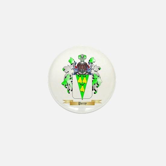 Perry Mini Button