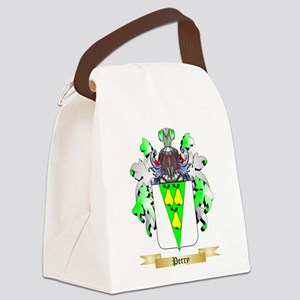 Perry Canvas Lunch Bag
