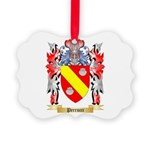 Perrucci Picture Ornament