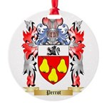 Perrot Round Ornament