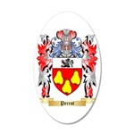 Perrot 35x21 Oval Wall Decal