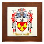 Perrot Framed Tile