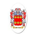 Perronet 20x12 Oval Wall Decal