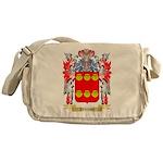 Perronet Messenger Bag
