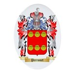 Perronet Oval Ornament