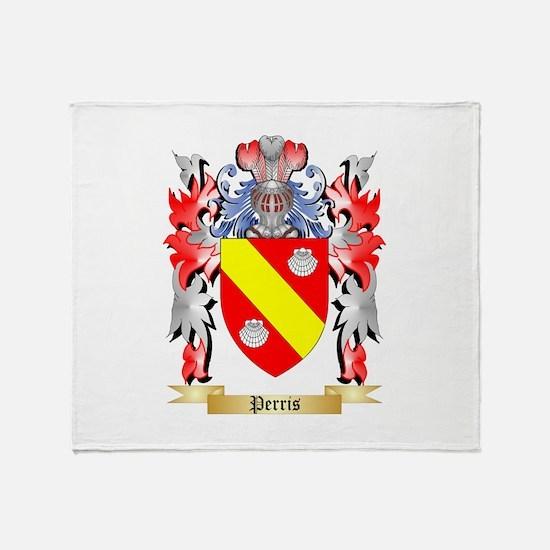 Perris Throw Blanket