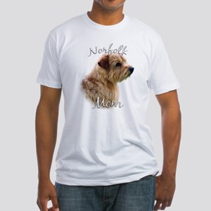 Norfolk Mom2 Fitted T-Shirt