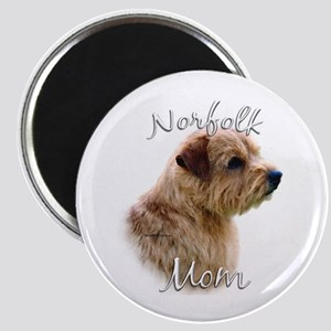 Norfolk Mom2 Magnet