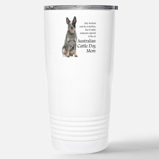 Cute Australian cattle dog Travel Mug