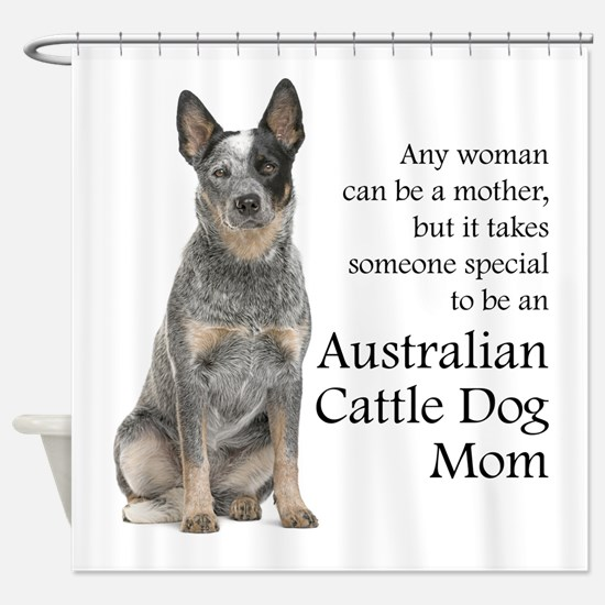Funny Australian Shower Curtain