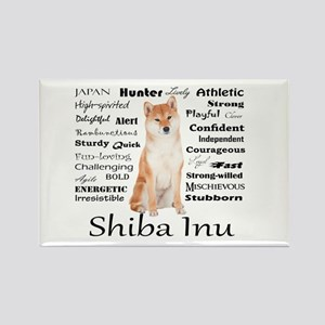 Shiba Inu Traits Magnets
