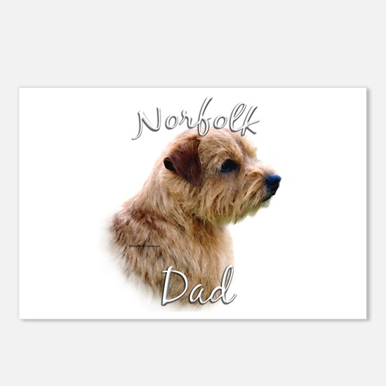 Norfolk Dad2 Postcards (Package of 8)