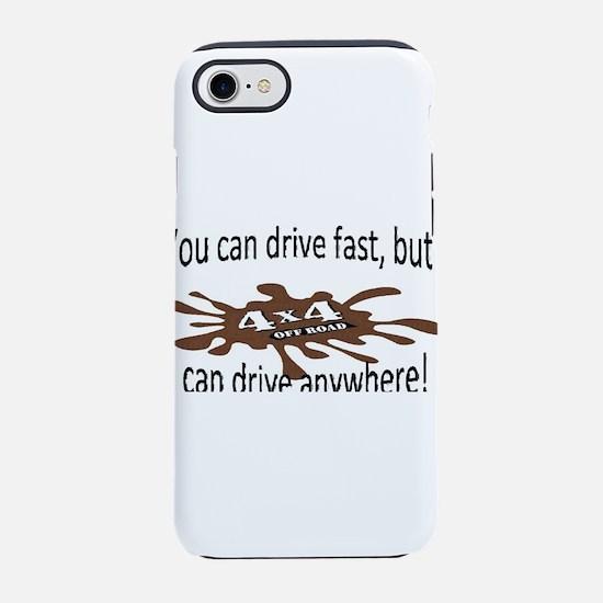 4x4 Drive anywhere! iPhone 8/7 Tough Case