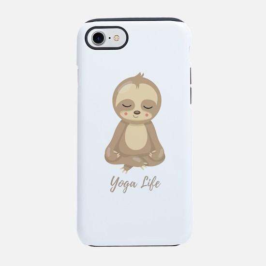 Yoga Life iPhone 8/7 Tough Case