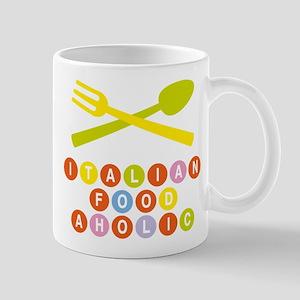 Italian food-aholic Mug