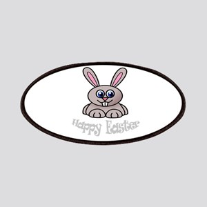 Easter Bunny Happy Easter T Shirt Cute Patch