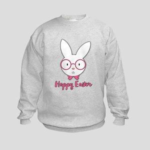 Happy Easter | Girl's Kids Sweatshirt