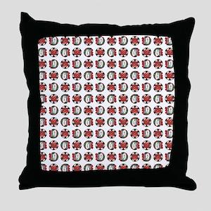 LUCKY 777 Throw Pillow