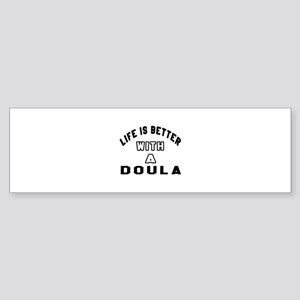 Doula Designs Sticker (Bumper)