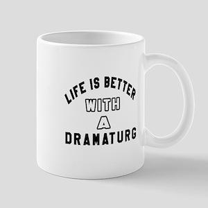 Dramaturg Designs Mug