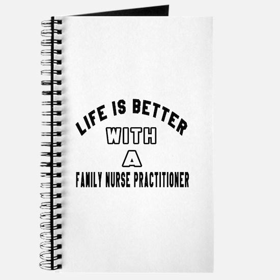 Family Nurse Practitioner Designs Journal