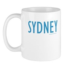 SYDNEY (Blue) - Mug
