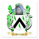 Perrings Square Car Magnet 3