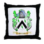 Perrings Throw Pillow