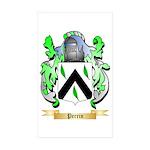 Perrin Sticker (Rectangle 10 pk)