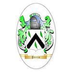 Perrin Sticker (Oval 50 pk)