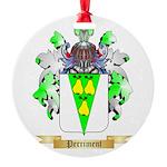 Perriment Round Ornament