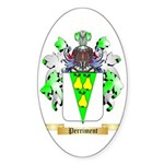 Perriment Sticker (Oval)