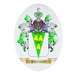 Perriment Oval Ornament
