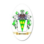 Perriman 20x12 Oval Wall Decal