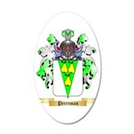 Perriman 35x21 Oval Wall Decal